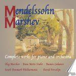 Mendelssohn DACOCD 734-36
