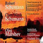 CD cover Schumann