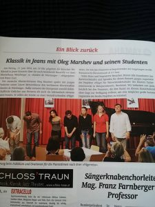 Strauss article